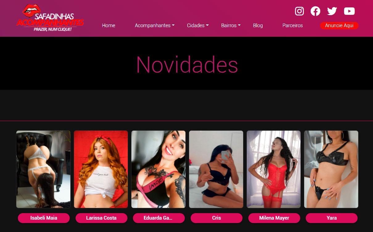 Contatos garotas erótico anúncios 26054